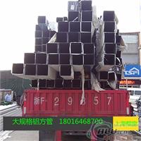 现货200150毫米大口径铝方管