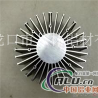 汽车用6063铝合金散热器