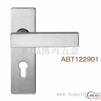 铝面板执手锁 供应批发