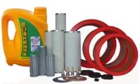 铝行业用的滑片空压机配件及维修保养服务