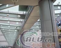 弧形包柱鋁單板