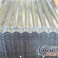 850型水波纹覆膜瓦楞铝板