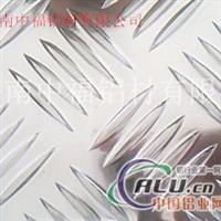 5mm厚五条筋花纹铝板多少钱一张?