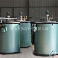 高温井式热处理电阻淬火炉