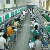电子产品PVC皮带组装生产线