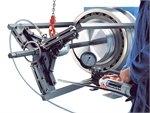 SKF液壓助力重型爪式拉拔器