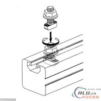 T型螺栓安亭工业铝型材配件