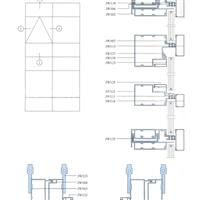 海达幕墙单元体节能型材