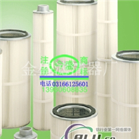 多种型号阻燃除尘滤芯