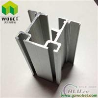 品牌沃贝特绿色环保铝型材隔断