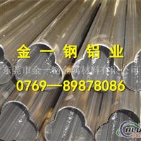 7075T651铝管厂家