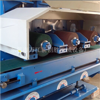 铝型材水磨拉丝机