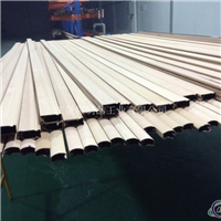 贴实木皮移门铝型材材
