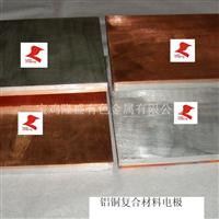 厂家供应铝氧化着色铜铝复合板