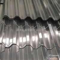 保温用的铝合金瓦楞板