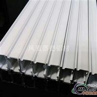 供应各种窗帘轨道铝型材