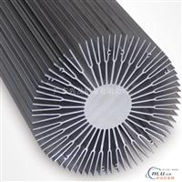 太阳花铝合金散热器型材