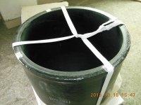 200KG熔鋁爐石墨坩鍋保用6個月