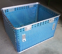铝箱加工 焊接铝箱 铝盘加工