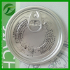 307 aluminium cap cover for powdered food