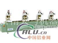 白色型材的焊接机普通焊接机