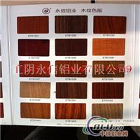 木纹热转印门窗型材表面处理