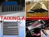 aluminium radiator tube