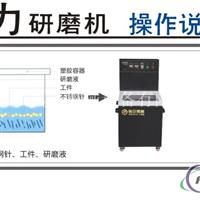 散热器自动化抛光设备