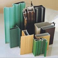 江苏海达铝业生产铝型材产品