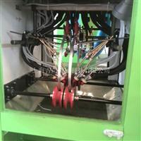 自行车铝轮毂自动喷砂机