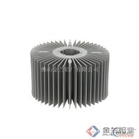 LED灯散热器铝型材太阳花铝材