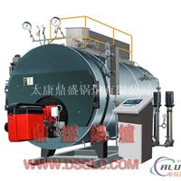 0.7吨卧式燃气蒸汽锅炉