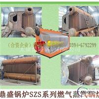 10吨卧式燃气蒸汽锅炉