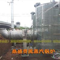 4吨立式贯流式锅炉