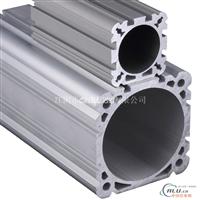 精加工四方铝管型材空心铝管型材
