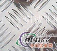 压花铝板 五条筋铝板