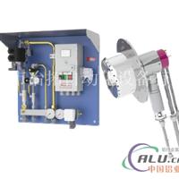 铝水过滤箱天然气加热系统