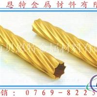 H62黄铜花枝棒价格