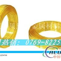H68黄铜扁线价格