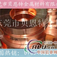 C1020紫铜带价格