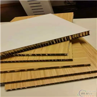 厂家定制各种规格防火铝蜂窝板