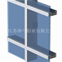 明框幕墙铝型材