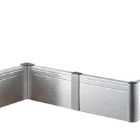 铝合金踢脚线长度铝合金踢脚线详细介绍
