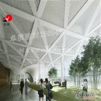 外墙装饰铝板网 防火吸音板吊顶