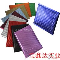 彩色鍍鋁膜復合氣泡信封袋廠家