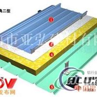 0.9mm厚铝镁锰合金屋面板价格
