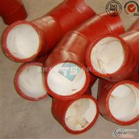 生产大口径耐磨氧化铝陶瓷内衬复合钢管