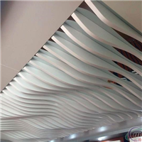 弧形型材鋁方通廠家