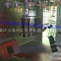 供应五金塑胶圆盘型有经验喷漆设备