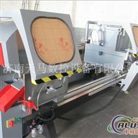 2015铝型材切割机